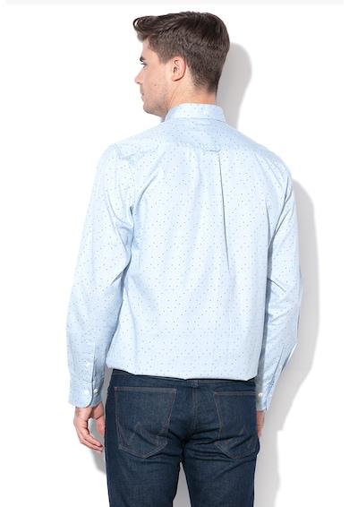 Gant Camasa regular fit cu buline Micro Barbati