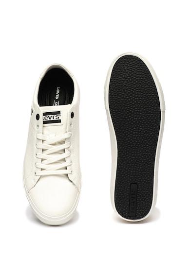 Levi's Pantofi sport de piele ecologica Woodward Barbati