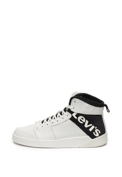 Levi's Pantofi sport mid-high de piele Mullet Barbati