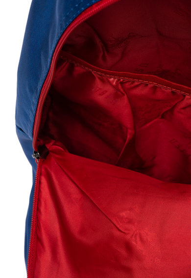 U.S. Polo Assn. Rucsac cu insertii de piele ecologica Barbati
