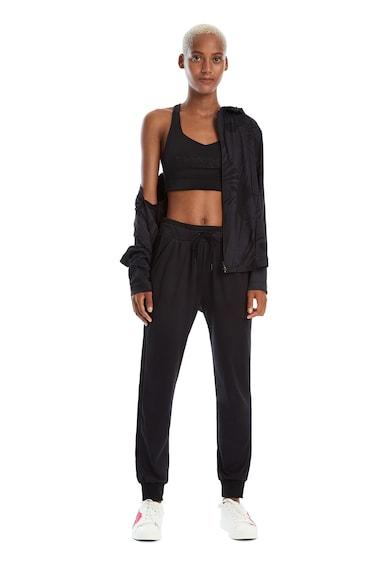 DESIGUAL Pantaloni jogger cu snur Femei
