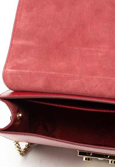 Furla Чанта Metropolis от кожа Сафиано Жени