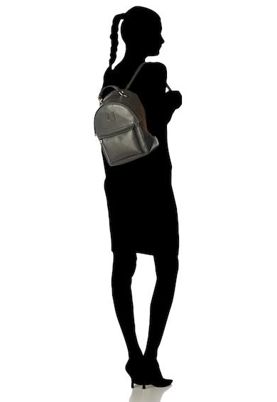 Furla Favola bőr hátizsák logórátéttel női