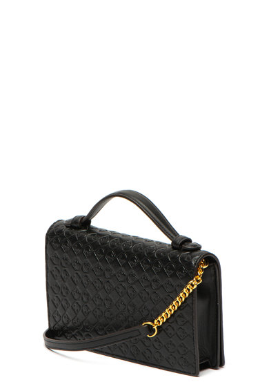 Furla Малка кожена чанта Belvedere Жени