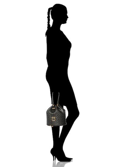Furla Кожена чанта Corona с десен с лого Жени