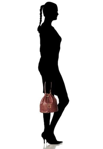 Furla Кожена чанта Corona с отделящ се несесер Жени