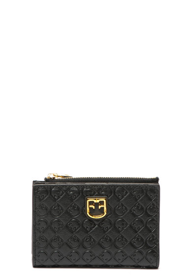 Furla Belvedere kis bőr pénztárca logóval női