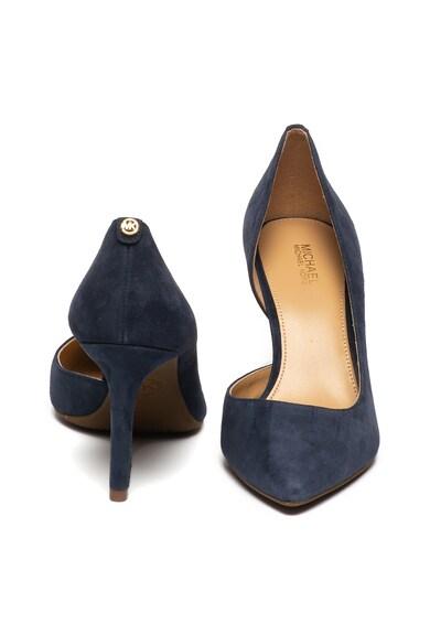 Michael Kors Велурени обувки Dorothy с ток Жени