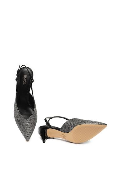 Michael Kors Pantofi cu varf ascutit si insertii de lurex Mila Femei