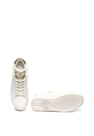 Michael Kors Mindy bőr sneaker szegecsekkel női
