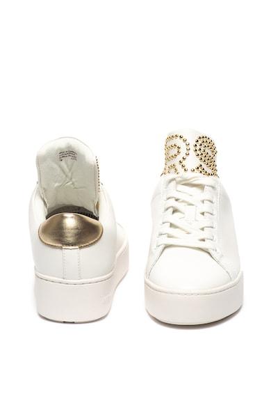 Michael Kors Кожени спортни обувки Mindy с нитове Жени