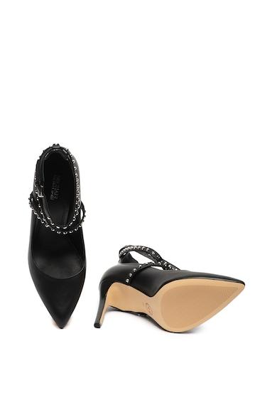 Michael Kors Pantofi de piele cu varf ascutit cu bareta pe glezna Jeannie Femei