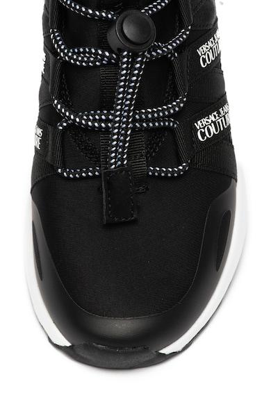 Versace Jeans Couture Pantofi sport slip-on cu logo Femei