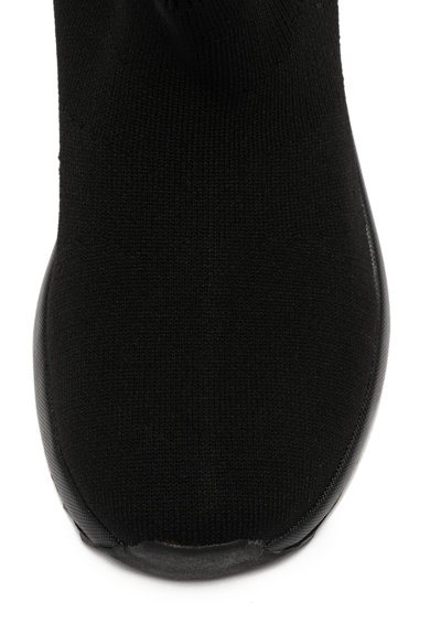 Versace Jeans Couture Спортни обувки с плетен ефект Жени