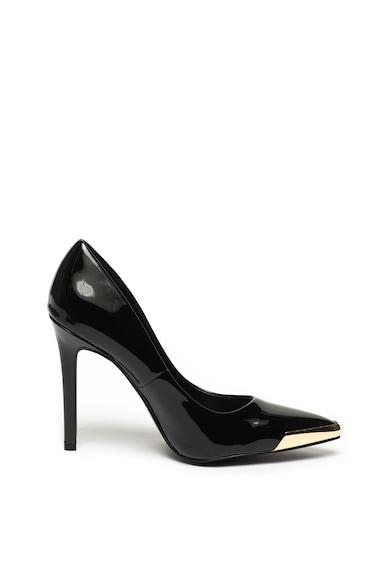 Versace Jeans Couture Pantofi stiletto cu aspect lacuit Femei