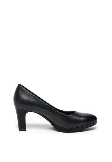 Tamaris Pantofi de piele cu toc clasic Femei