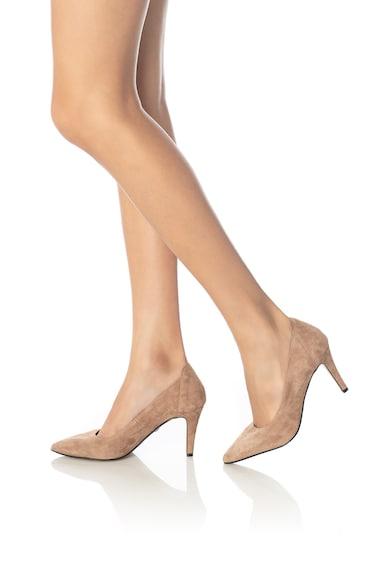 Tamaris Pantofi de piele intoarsa, cu varf ascutit Femei