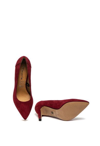Tamaris Pantofi stiletto de piele intoarsa Femei