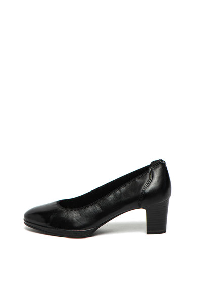 Tamaris Pantofi de piele cu varf migdalat Femei