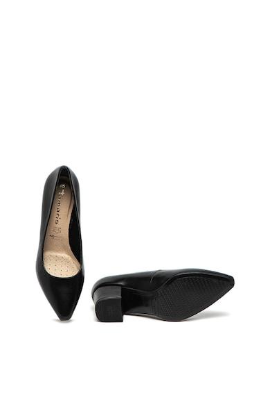 Tamaris Pantofi de piele cu varf ascutit Femei
