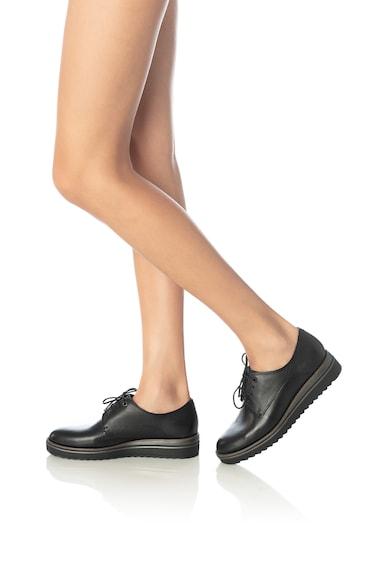 Tamaris Pantofi de piele cu tehnologie Touch It Femei