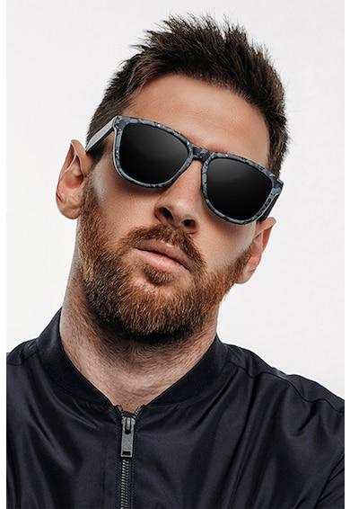 Hawkers Ochelari de soare unisex cu model camuflaj Messi Femei