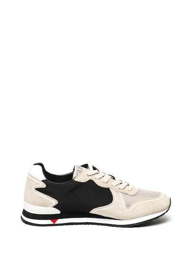 Guess Спортни обувки с велурени елементи Мъже