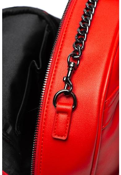 Versace Jeans Couture Rucsac cu logo metalizat Femei