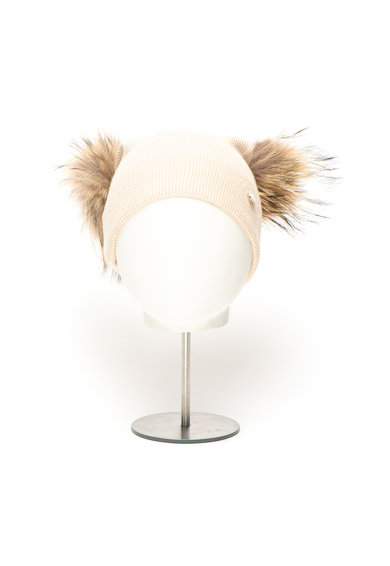 Liu Jo Caciula elastica cu ciucuri de blana Femei