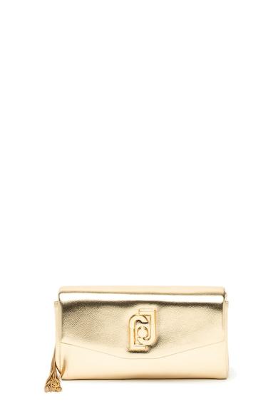Liu Jo Geanta plic de piele ecologica, cu aspect metalizat Femei