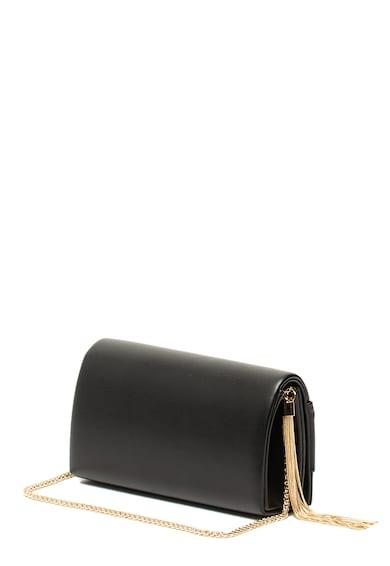 Liu Jo Geanta plic de piele ecologica, cu accesoriu metalic cu canaf Femei