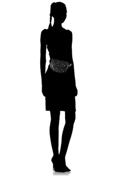 Liu Jo Borseta de piele ecologica, cu aplicatii logo Femei