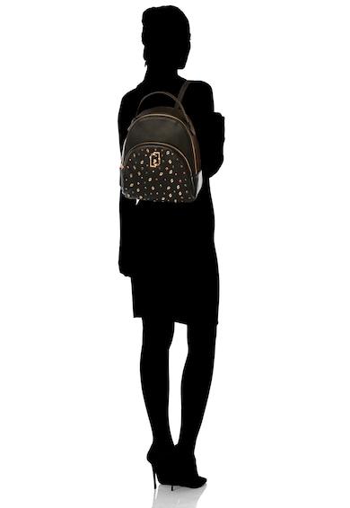Liu Jo Rucsac de piele ecologica, cu aplicatii de strasuri Femei
