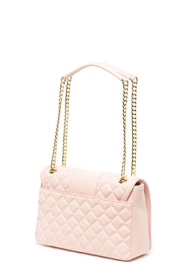 Love Moschino Капитонирана чанта с верижки на презрамките Жени