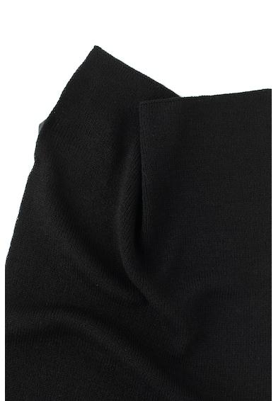 Guess Fular din tricot fin si amestec de lana Barbati