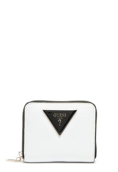 Guess Kamryn műbőr pénztárca logórátéttel női