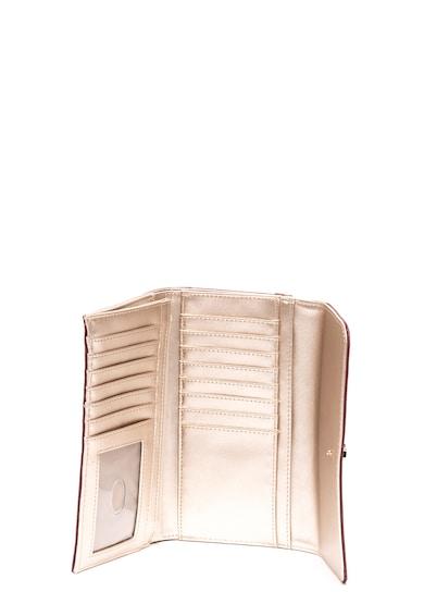 Guess Portofel pliabil cu detaliu logo metalic Kelsey Femei