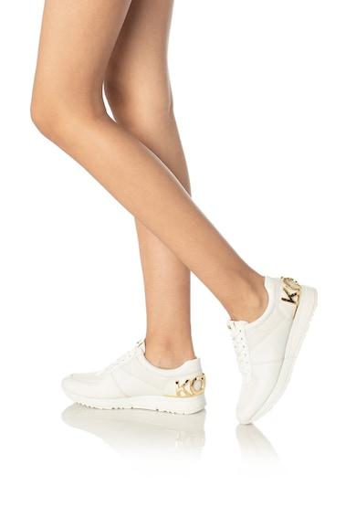 Michael Kors Спортни обувки Allie от мрежа и кожа с лого Жени
