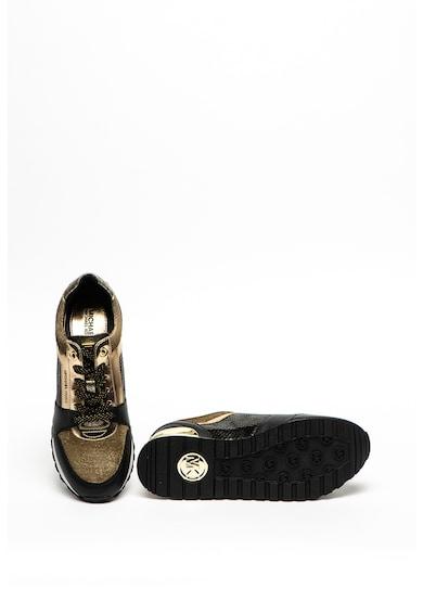 Michael Kors Спортни обувки Billie с кожени детайли Жени