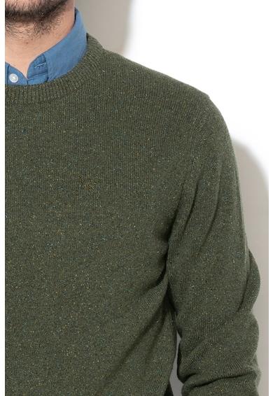 Barbour Пуловер Tisbury с вълна Мъже