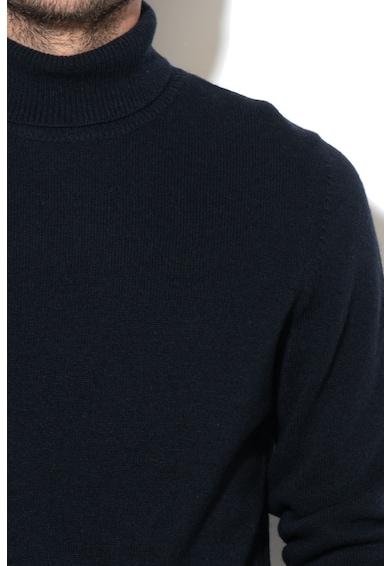 Barbour Пуловер Leahill с вълна и поло Мъже