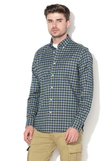 Barbour Country szűkített fazonú ing kockás mintával férfi