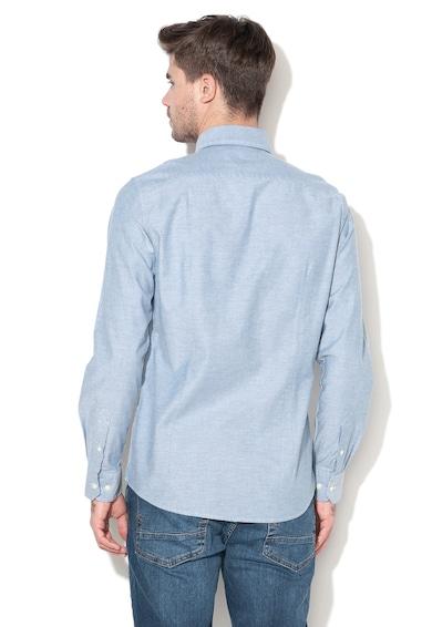 Barbour Texturált szűkített fazonú ing legombolt gallérral férfi