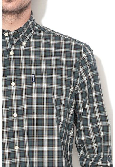 Barbour Highland szűkített fazonú kockás ing férfi
