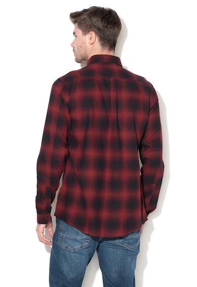 Barbour Hurst szűkített fazonú kockás ing férfi
