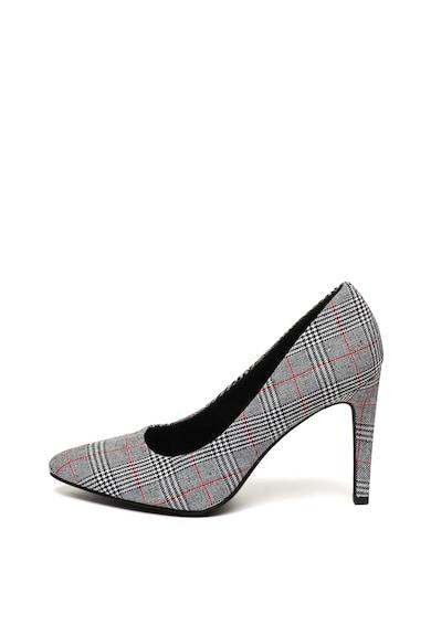 Marco Tozzi Карирани обувки с остър ток Жени