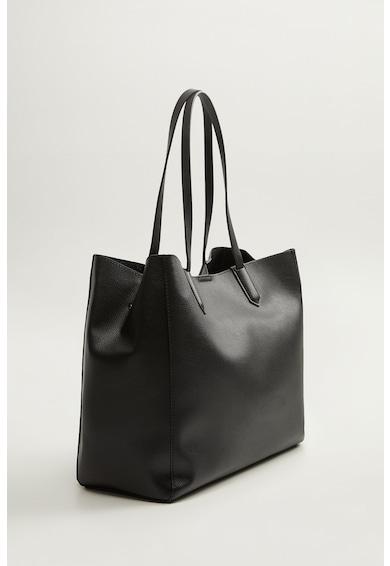 Mango Шопинг чанта Serra от еко кожа Жени