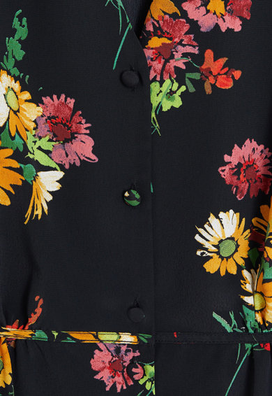 Mango Rochie cu imprimeu floral Claudios Femei