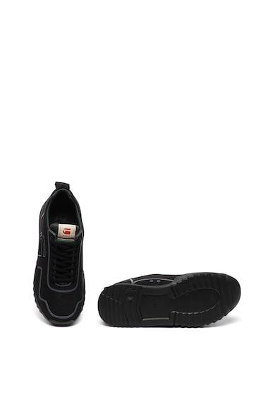 G-Star Raw Pantofi sport cu detalii cu dungi contrastante Rackam Femei