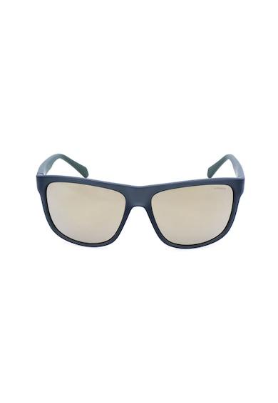 Polaroid Ochelari de soare cu lentile polarizate, tip oglinda Barbati